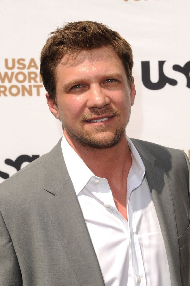 "Marc Blucas is who author Elizabeth Maddrey would choose to play character Phillip Reid if her contemporary Christian romance novel ""Courage to Change"" were made into a movie."