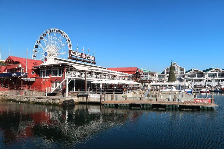 Things to do in Cape Town - V&A Waterfront
