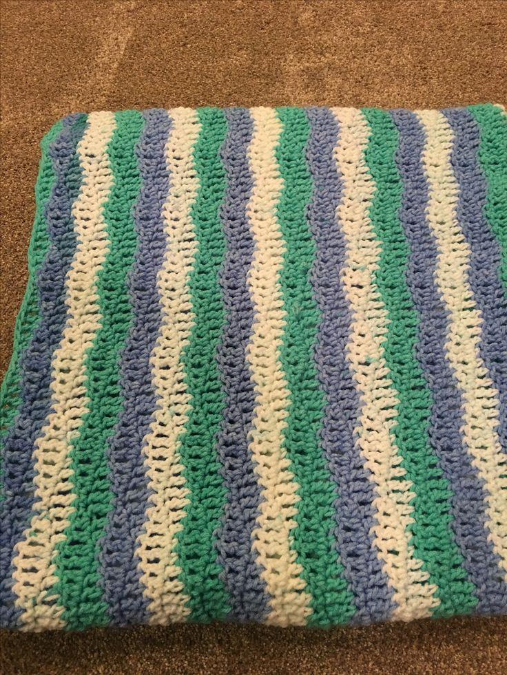103 besten Baby Blankets Bilder auf Pinterest | Häkeldecken ...
