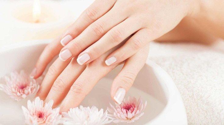 cool Ванночки для укрепления ногтей в домашних условиях — Все рецепты