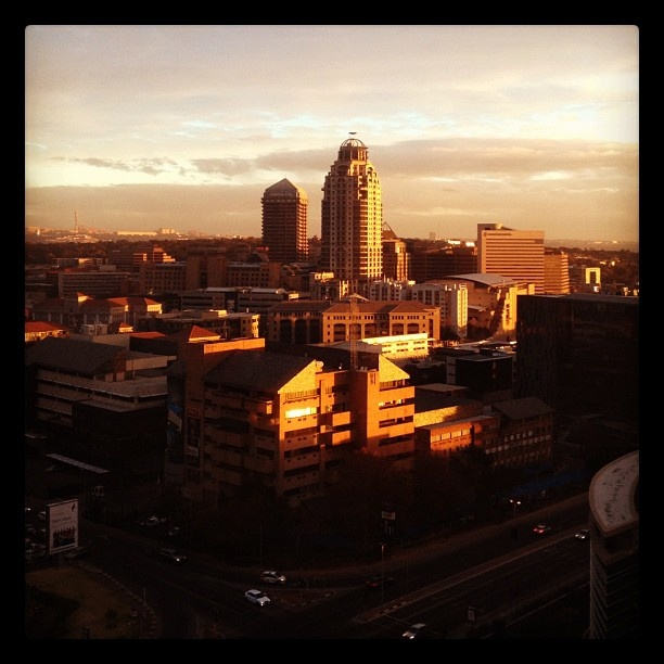 Johannesburg - Our Beautiful City - Photo Shared By @Derro_SA