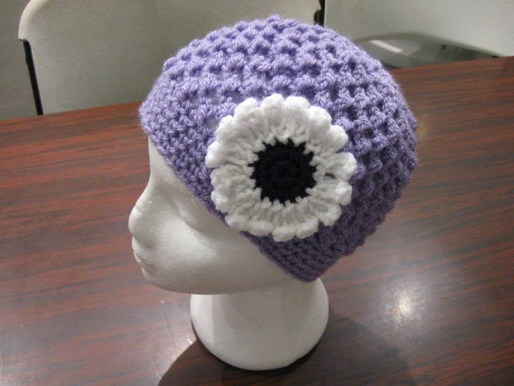 Butterfly Stitch Beanie - Meladoras Free Crochet Patterns & Tutorial...