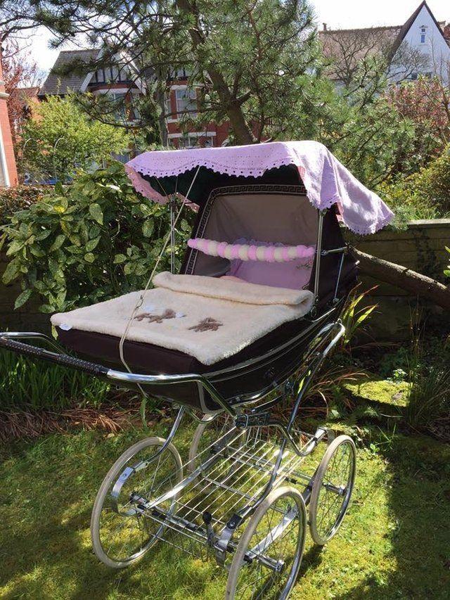 Vintage coachbuilt pram For Sale in Southport, Merseyside | Preloved