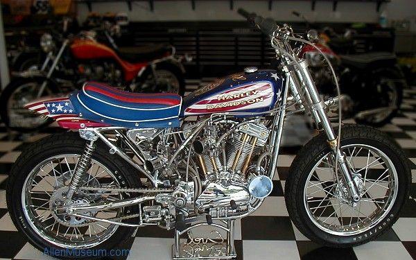 Evel Knievel Harley Davidson Xl1000: Evel Knievel Replica - Harley Davidson Forums