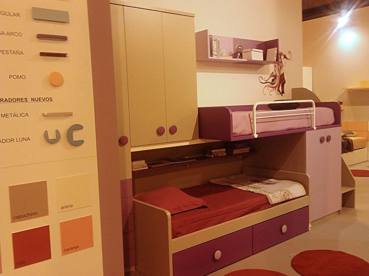 Dormitorio juvenil novedad 2014 de magina feria del for Muebles vila de cambre