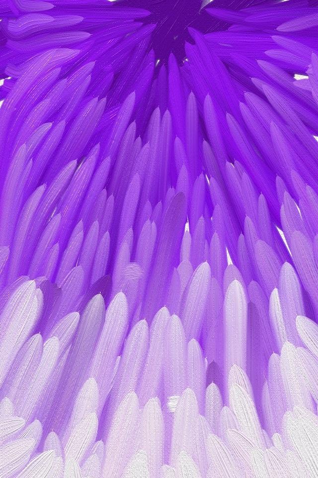 Purple abstract painting   Love Purple   Pinterest