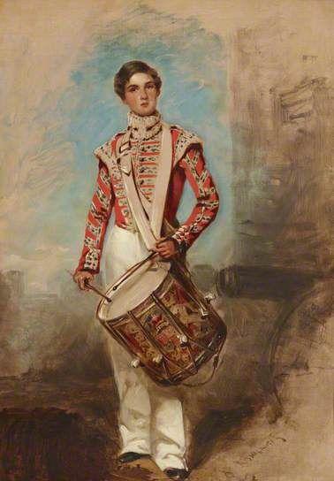 Richard Buckner - Battle of Balaclava Drummer Boy -