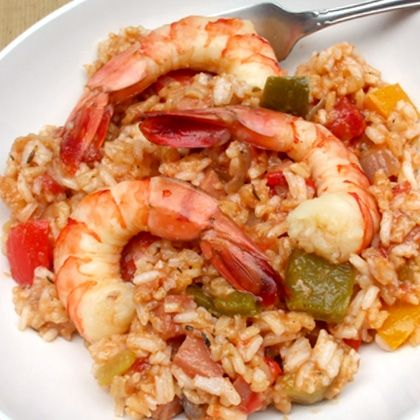 Shrimp Jambalaya | Recipes | Spoonful