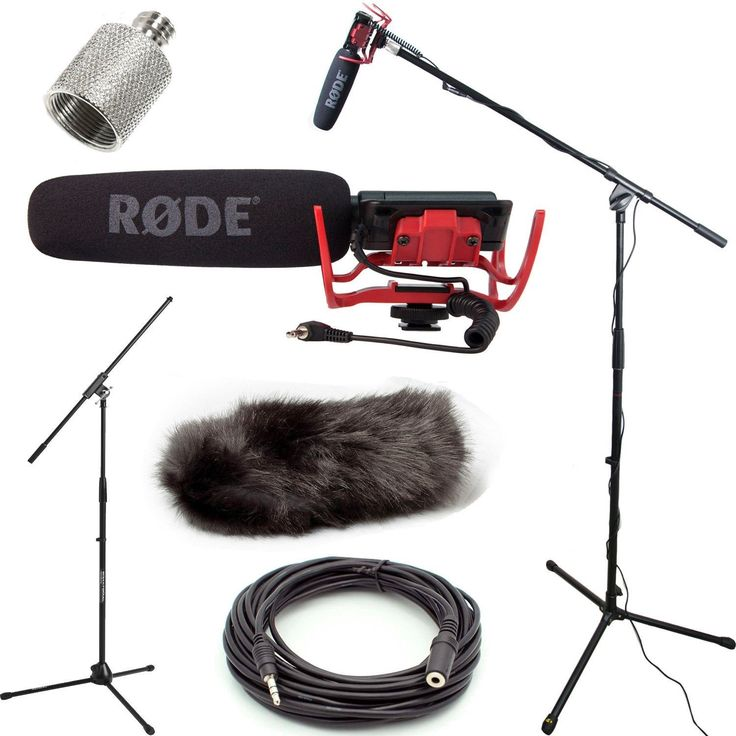 Microphone Kit for Youtube videos