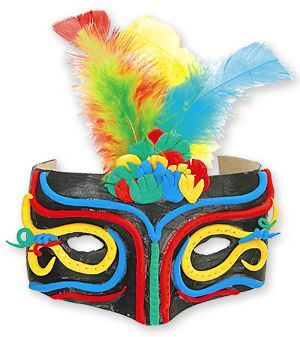 Carnival mask.: Art Crafts, Carnivals Crafts, Australian Schools, Australia Activities For Kids, Art & Crafts, Kids Crafts, Brazil Crafts Activities, Kid Crafts, Arts & Crafts
