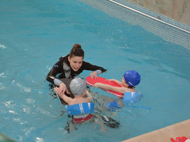 Κολύμβηση με σανίδες, via Flickr.