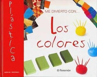 """""""Me divierto con… Los colores"""", texto de Jordina Ros e ilustraciones de Pere Estadella, en editorial Parramón. Permitirá que los niños conozcan los conceptos básicos del color, aprenderán a distinguir los colores primarios de los secundarios, a crear efectos con el blanco y el negro, y a jugar con las tonalidades.   *En nuestra biblioteca."""