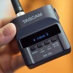Interbee 2016: Tascam introduce tiny DR-10L Digital Audio Recorder for the US market