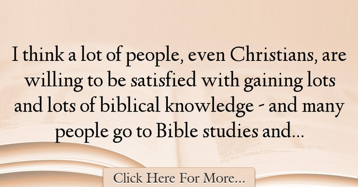 Charles Stanley Quotes About Knowledge - 39213