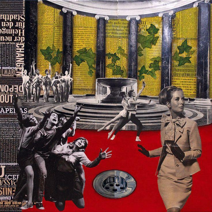 Collage Lorena Córdova - Pasarela
