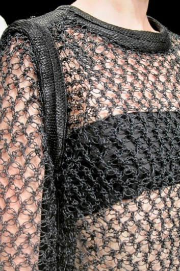 Issever Bahri Frühjahr/Sommer 2013  http://www.style.de/news/shows/halstucher-bei-issever-bahri-fruhjahrsommer-2013/: Design Details, Fashion Details