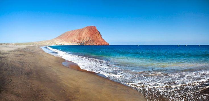 Las mejores playas de la isla de Tenerife - http://www.absolutcanarias.com/las-mejores-playas-de-la-isla-de-tenerife/