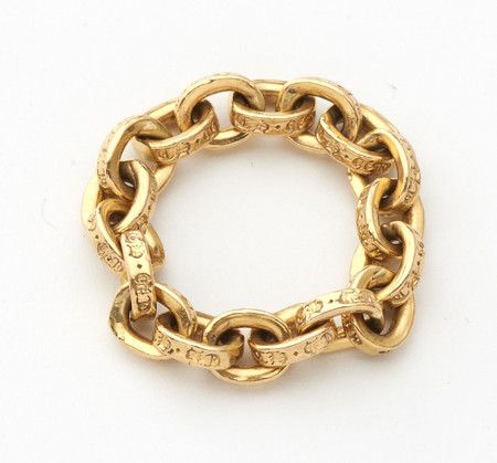CHROME HEARTS : Chain Ring | Sumally
