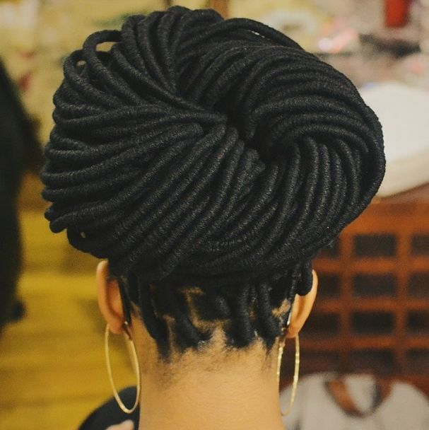 Love It Leave It Faux Locs Faux Locs Buns And Yarns