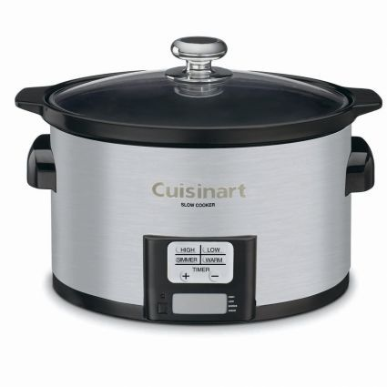 Cuisinart Programmable Slow Cooker, 3.5 qt., available at #surlatable