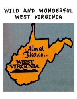 students will learn about the great state of west virginiaincludes