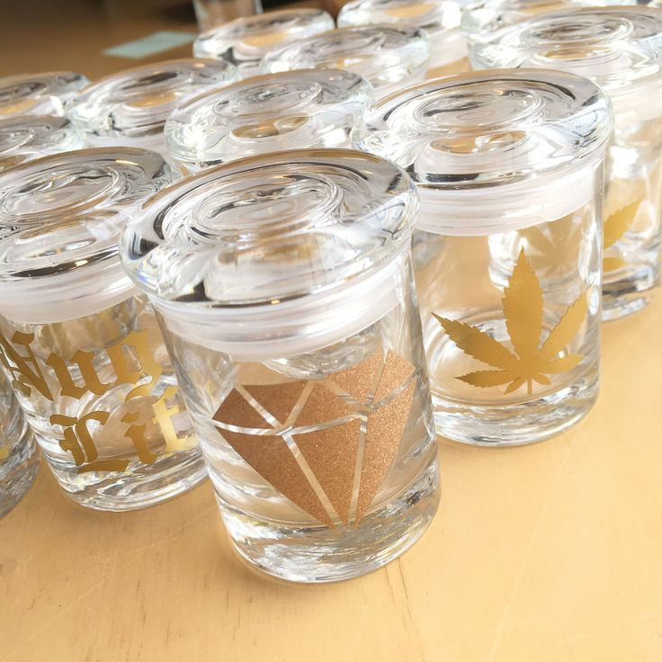 making stash jars! Stash jar, DIAMOND,glitter, gold,weed jar, glass stash jar,modern,stoner gift,storage luxe luxury gift women upscale cannabis Marijuana jar