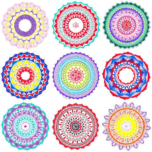 Mathilda Stillday by Folt Bolt - the colorful art palette