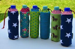 Klamöttchen: Flaschenhüllen
