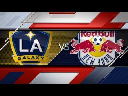 The LA Galaxy came back from behind to tie 2-2 against the New York Red Bulls on Sunday evening at the StubHub Center. The comeback from...