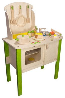 Oompa's French Kitchen - eclectic - kids toys - Oompa Toys