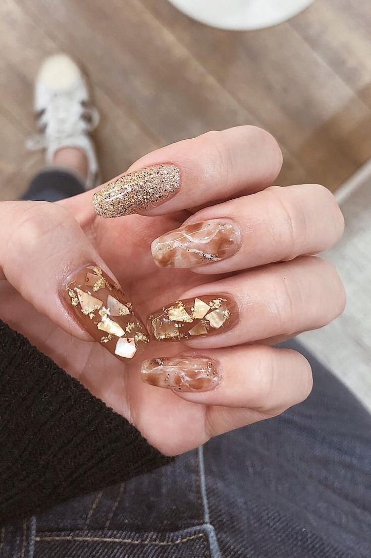 50 Most Beautiful Winter Nail Designs Shrinking To Your Fingertips 2019 Hairstylesofwomens Com Winter Nail Designs Winter Nails Pedicure Nail Designs