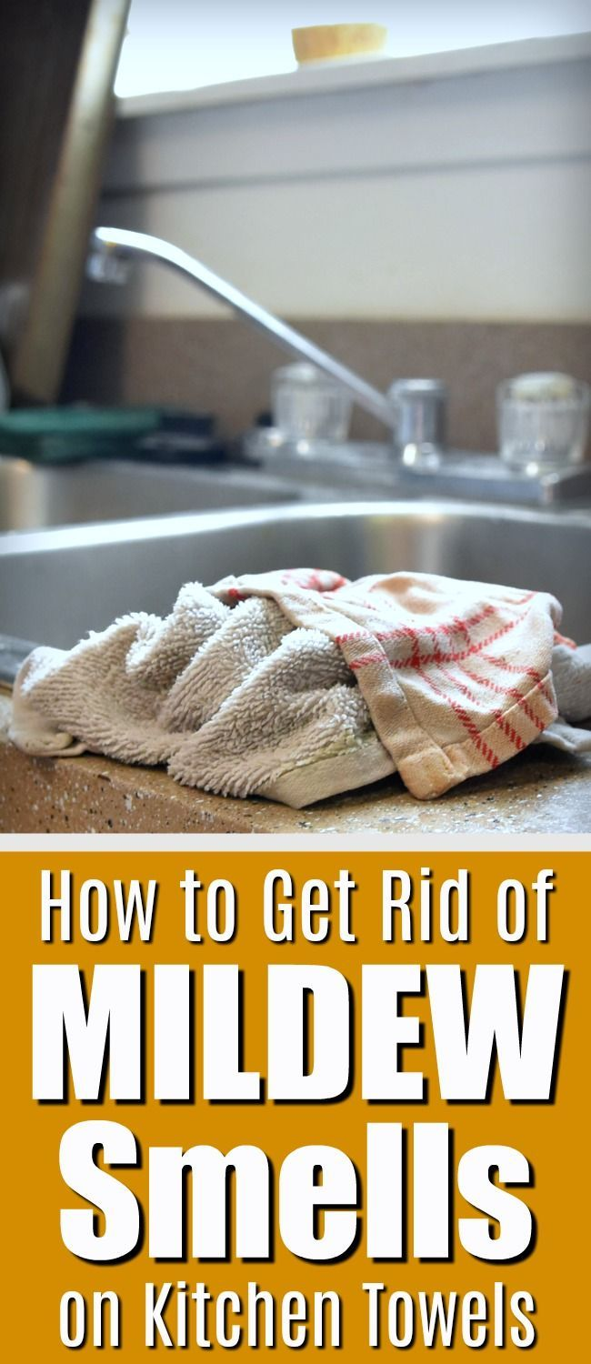 'How to Get Rid of Nasty Mildew Odors on Your Kitchen Dish Towels {GIVEAWAY}...!' (via What's up Fagans?)