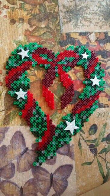 Jule hjerte