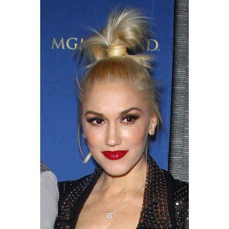 Gwen Stefani At Arrivals For Hakkasan Nightclub Celebrates Their One Year Anniversary Canvas Art - (16 x 20)