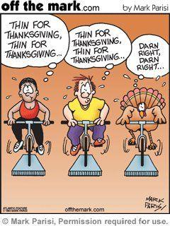 Dont Let Thanksgiving Derail Your Progress