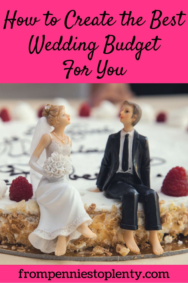 These tips helped me create the best wedding budget for me, perfect for a time when overspending on weddings is too frequent. #weddings #weddingplanning #budgeting #frugalliving