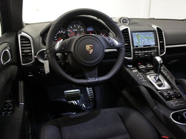 2013 Porsche Cayenne GTS Meteor Grey Metallic