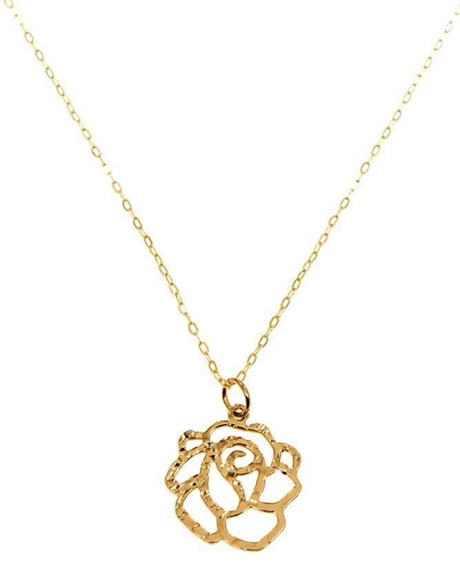 P25-RO Circle Pendant Charlene K Jewelry