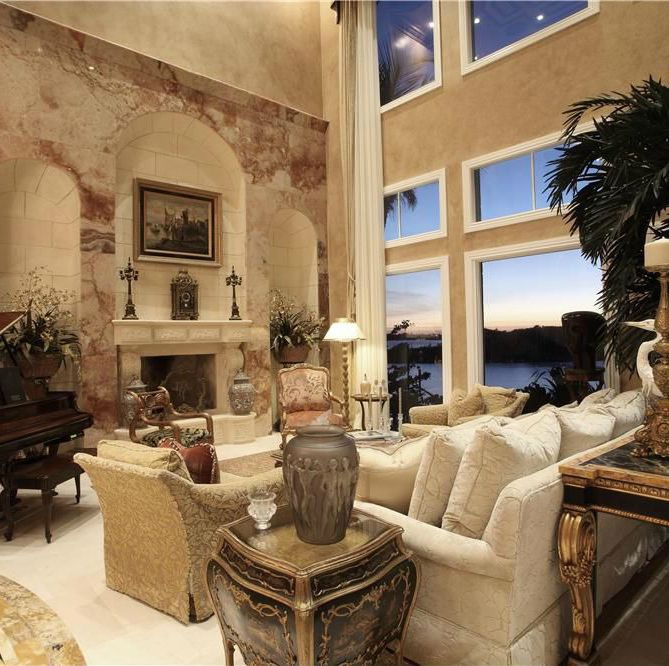 Luxury Living Rooms: 17 Best Ideas About Luxury Living Rooms On Pinterest
