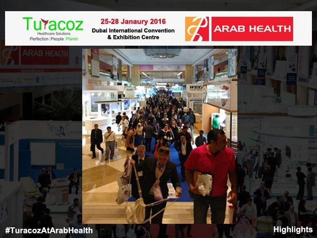#ArabHeathCongress #TuracozatArabHeath #ArabHeath2016 #Turacoz #DubaiChapter
