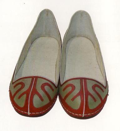 Taesa shoes   14th Century - 20th Century; Joseon Period (1392-1910)