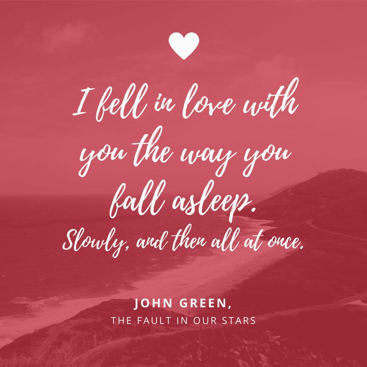 Famous Falling In Love Slowly Quote Ideas - Valentine Gift Ideas ...