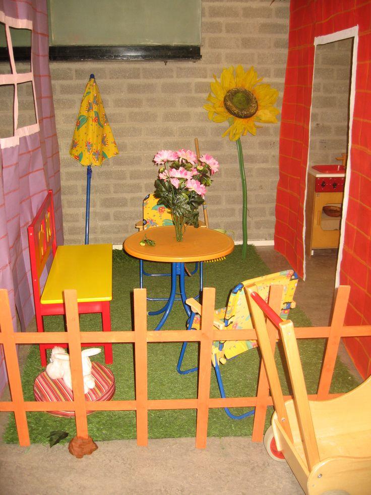 Themahoek Speelhoekenlokaal Het pleintje 03 Nutsschool Maastricht