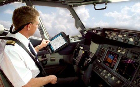 Un piloto (A pilot)