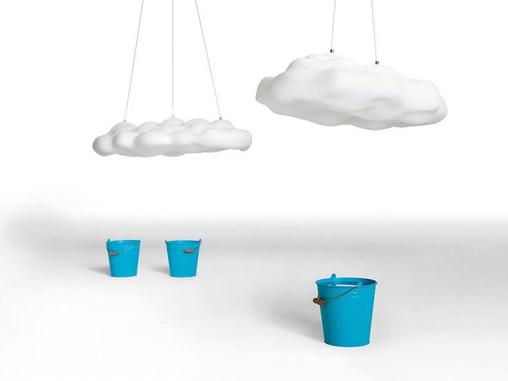 Nefos MyYour lampada a forma di nuvola