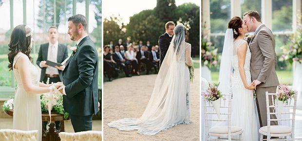 Ceremony shots |  Must Take Wedding Photos | www.onefabday.com