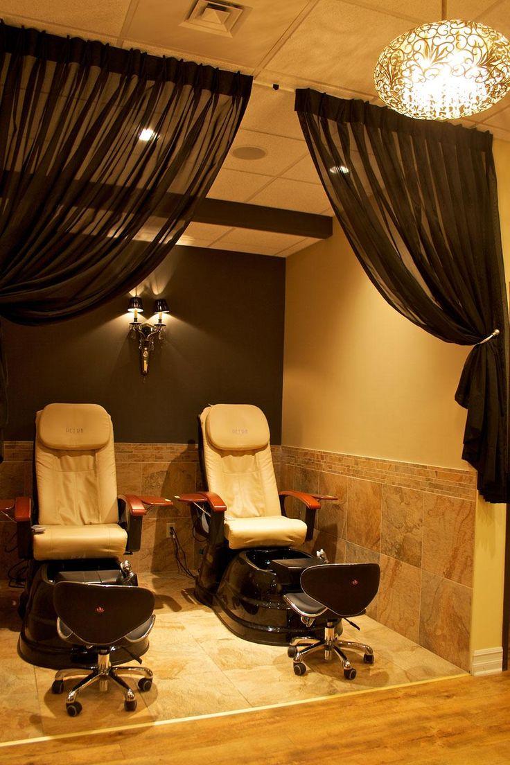 Chair nail salon furniture ak 01 g buy manicure chair nail salon - Kimi K Salon Spa Salon Today