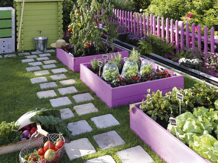 89 best Jardin Potager images on Pinterest Vegetable garden - logiciel amenagement exterieur gratuit