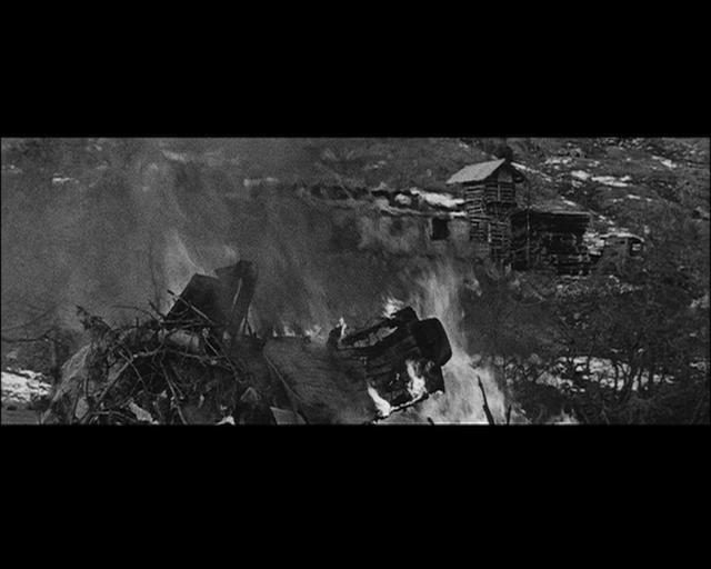 Ah, Liberty!, documental en blanco y negro con imágenes costumbristas algunas de ellas llenas de carga emocional. #BenRivers