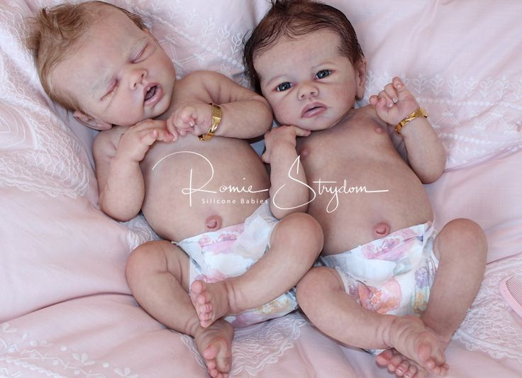Romies Doll Studio | FULL BODY SILICONE BABIES by Romie Strydom